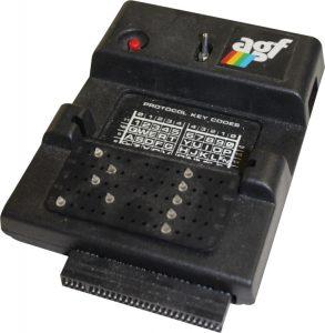 Interface do Protocolo AGF de Controlador de Jogos