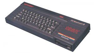 Sinclair ZX Spectrum Plus3B