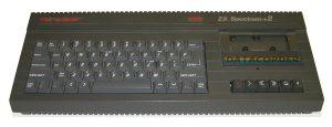 Sinclair ZX Spectrum Plus2